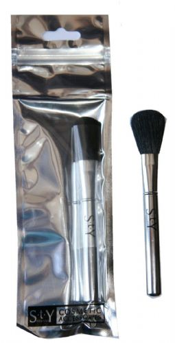 12 x S.T.Y. Designs Blusher Brush | 14cm Long | Foil Packaged | Wholesale